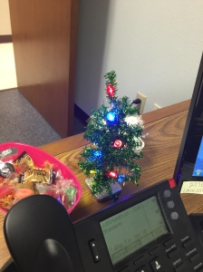 Love this little tree....it reminds me of Charlie Brown :)