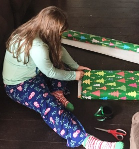 Alli has evolved into a great present wrapper!