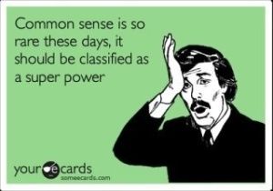 common senser