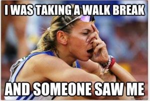 walk break