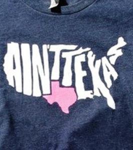 Ain't Texas.  'nough said.