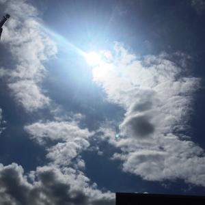 sun finally