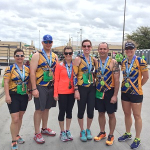 I really enjoyed running with my teammates! Renegade Endurance is the best club - just saying!