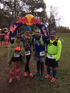 The 50 mile runners
