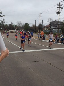This was taken by @simonebfd at mile 22.