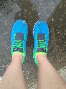 I LOVE my Clouds!!  On running shoes are THE BEST, wet or dry!