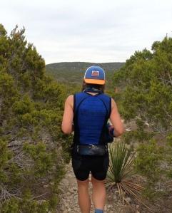 Tejas Trails Bandera 100k Race Report Team Dirt and Vert Jennifer Kirkpatrick XOSkin